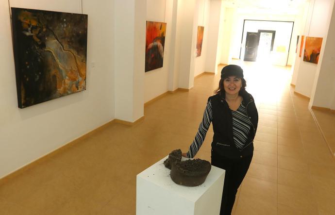 La Opinon de Malaga – Encáustica: el arte de pintar y esculpir a la vez – April 5 2018