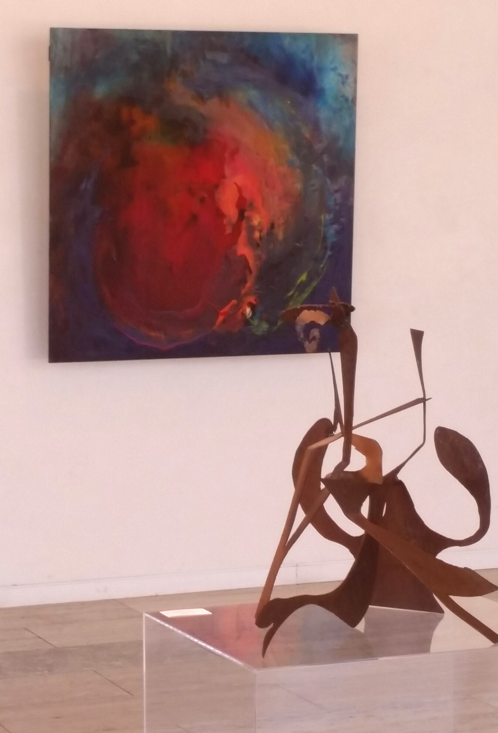 """Collective Show at El Palmeral Pier 2 in Malaga – Showing """"Big Apple Sanctuary"""" December 2016- January 2017"""
