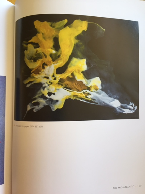 USA-A review of my work including five encaustic pieces on wood and paper are included in the latest book by Ashley Rooney entitled ENCAUSTIC ART IN THE XXI CENTURY