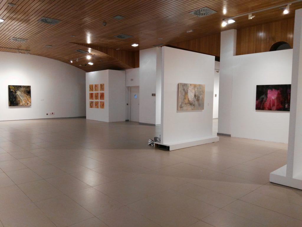 Entropia(S) – Solo Show El Portón, Málaga, December 14 2017-February 10 2018
