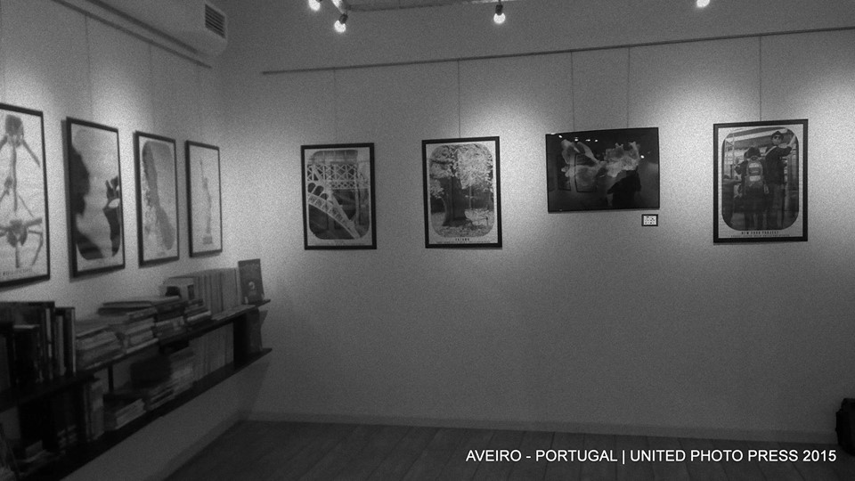 """MALAGA, Spain: Presencias 41 Colective Show from March 13 to April 10, Diputación de Málaga  """"Aveiro – Portugal: Collective Show by WPP – March 2015 – showing """"Under the Skin"""" – Encaustic on wood, 80x80cm"""""""