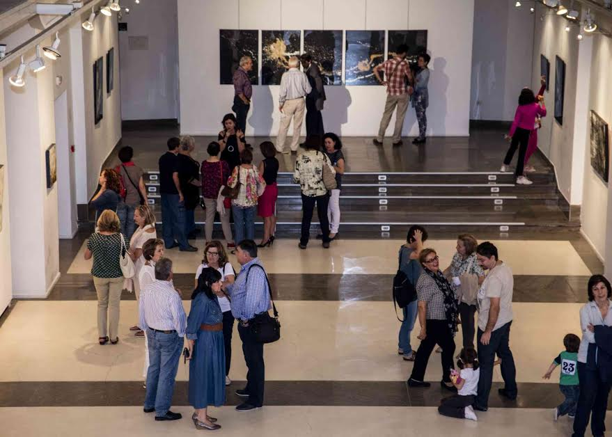 "MADRID, Spain: Solo Show ""Nature Rewards the Bold"" at the Sala de Exposiciones Juan Carlos I in San Fernando de Henares, Madrid, from September 24 to October 25"